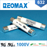 REOMAX-632.000 Series 1000Vdc Fast-acting Fuse