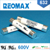 REOMAX-632.300 Series 600Vdc Fast-acting Fuse