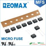 MFS 250V Fast-Acting Radial Lead Micro Fuse