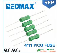 RFP 4.0*12mm Fast-Acting 350V