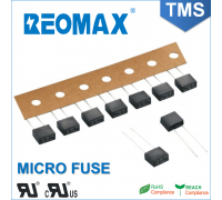 TMS 350V Time-Lag Radial Lead Micro Fuse