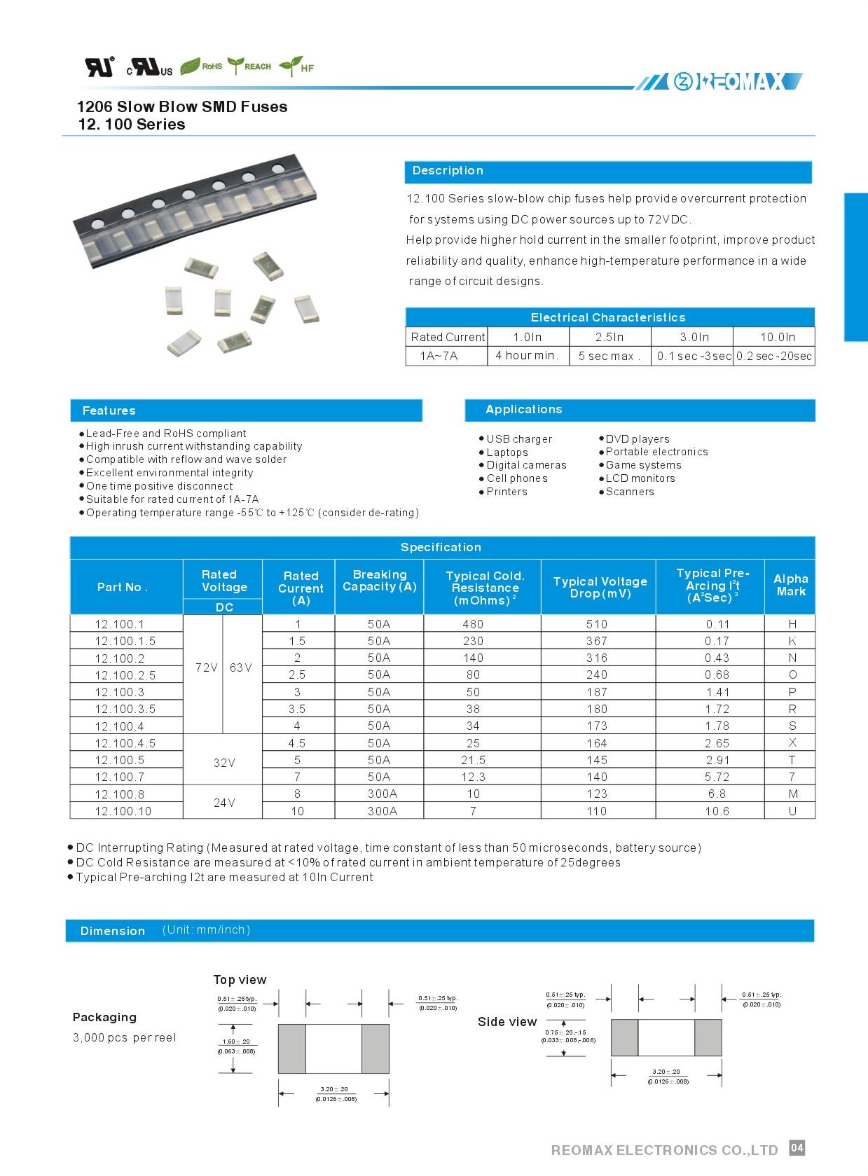 Reomax Electronics (HK) Limited